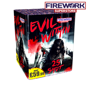 Evil Within - 25 Shot